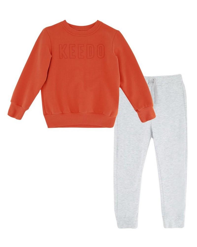Boys Tommy Trackset -  orange