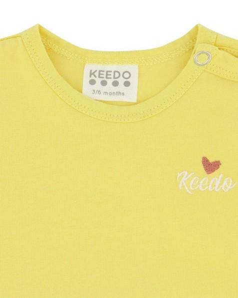 Baby Girls Jules Grow -  yellow