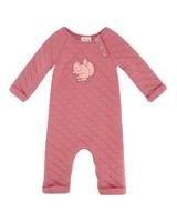 Baby Girls Mala Quilt Grow -  dustypink