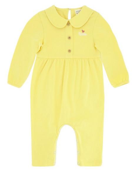 Baby Girls Alessia Grow -  yellow