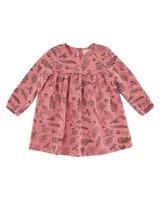 Baby Girls Arabella Dress -  dustypink
