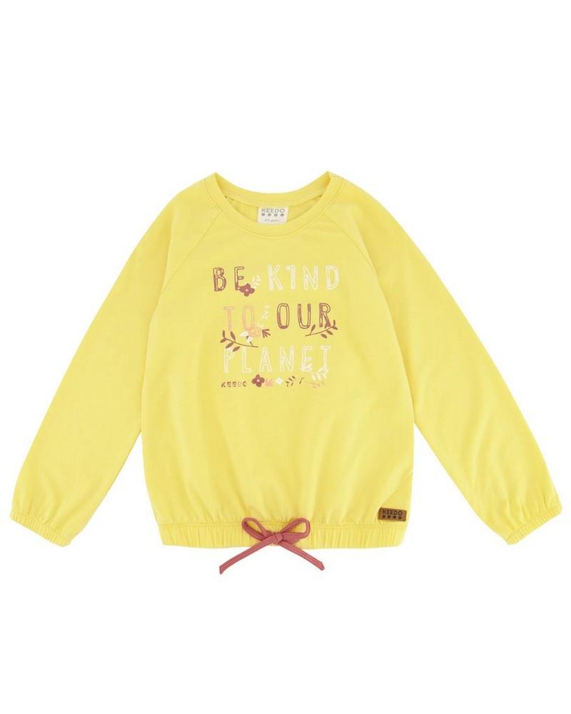 Girls Dakota Set  -  yellow