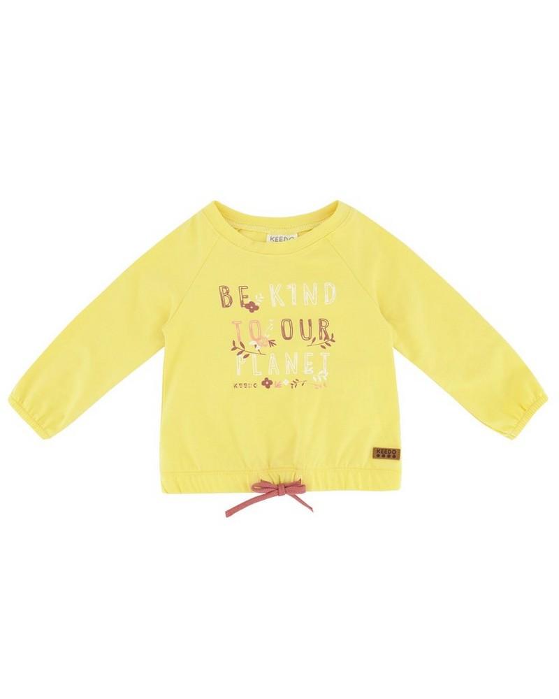 Baby Girls Dakota Set  -  yellow