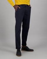 Men's Jared Tapered Slim Chinos -  navy