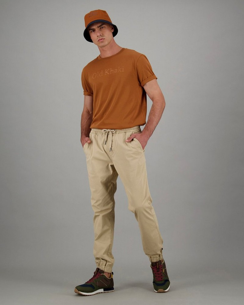 Men's Logan Joggers -  khaki