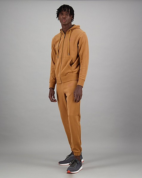 Men's Leo Hoodie -  brown