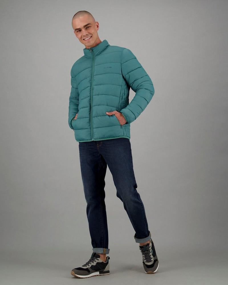 Men's Lex Puffer Jacket -  green