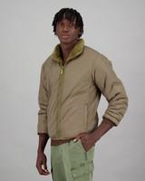 Men's Bennet Reversible Bomber Jacket -  green