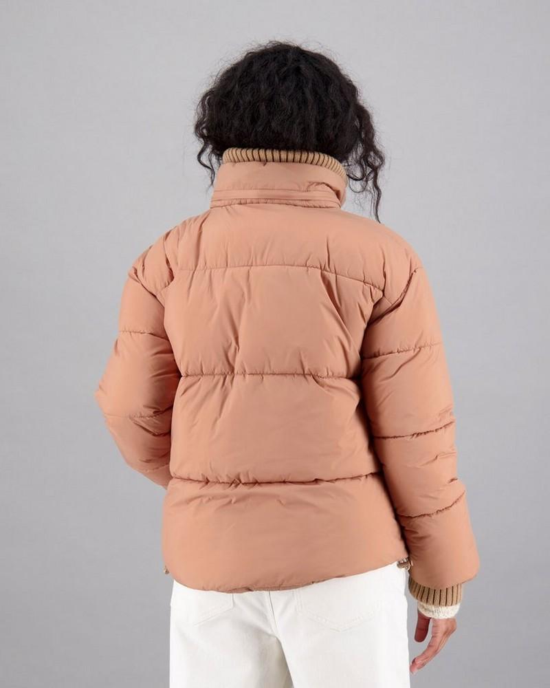 Women's Kaya Puffer Jacket -  camel