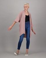 Women's Sunny Kimono -  pink