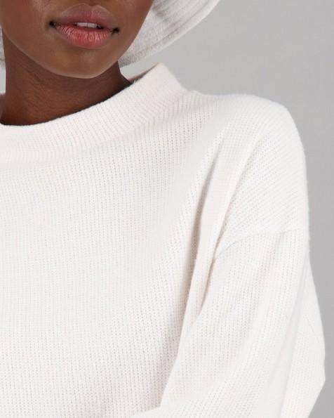 Women's Thandeka Long Sleeve T-Shirt -  milk