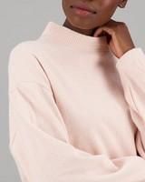 Women's Thandeka Long Sleeve T-Shirt -  palepink