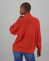 Women's Chrissy Pullover -  tomato