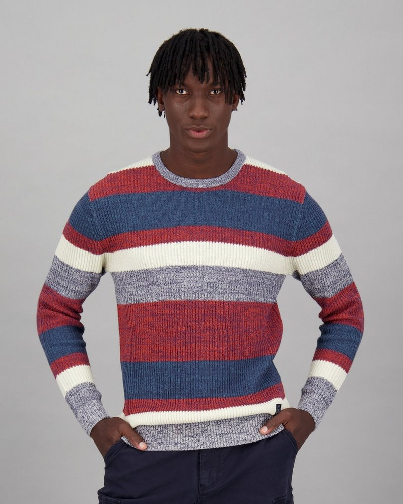 Men's Tebogo Pullover -  green