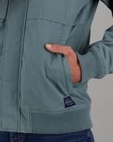 Men's Sandler Bomber Jacket -  sage
