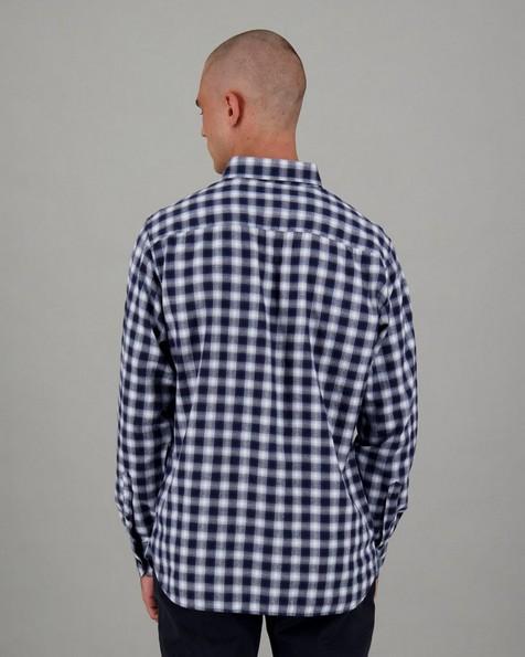 Men's Cortez Regular Fit Shirt -  navy
