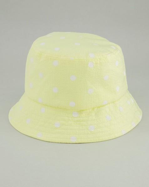 Women's Alexia Bucket Hat -  yellow
