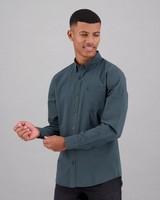 Men's Carl Slim Fit Shirt -  blue