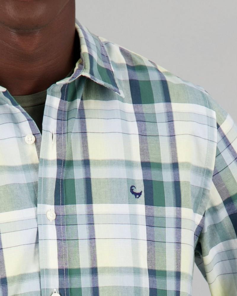 Men's Bryce Regular Fit Shirt -  green