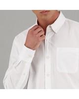 Men's Cesar Regular Fit Shirt -  white