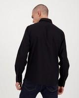 Men's Andy Slim Fit Shirt -  black