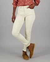Women's Celeste Skinny Fit Pants -  bone