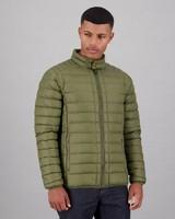 Men's Diego Down Puffer Jacket -  green