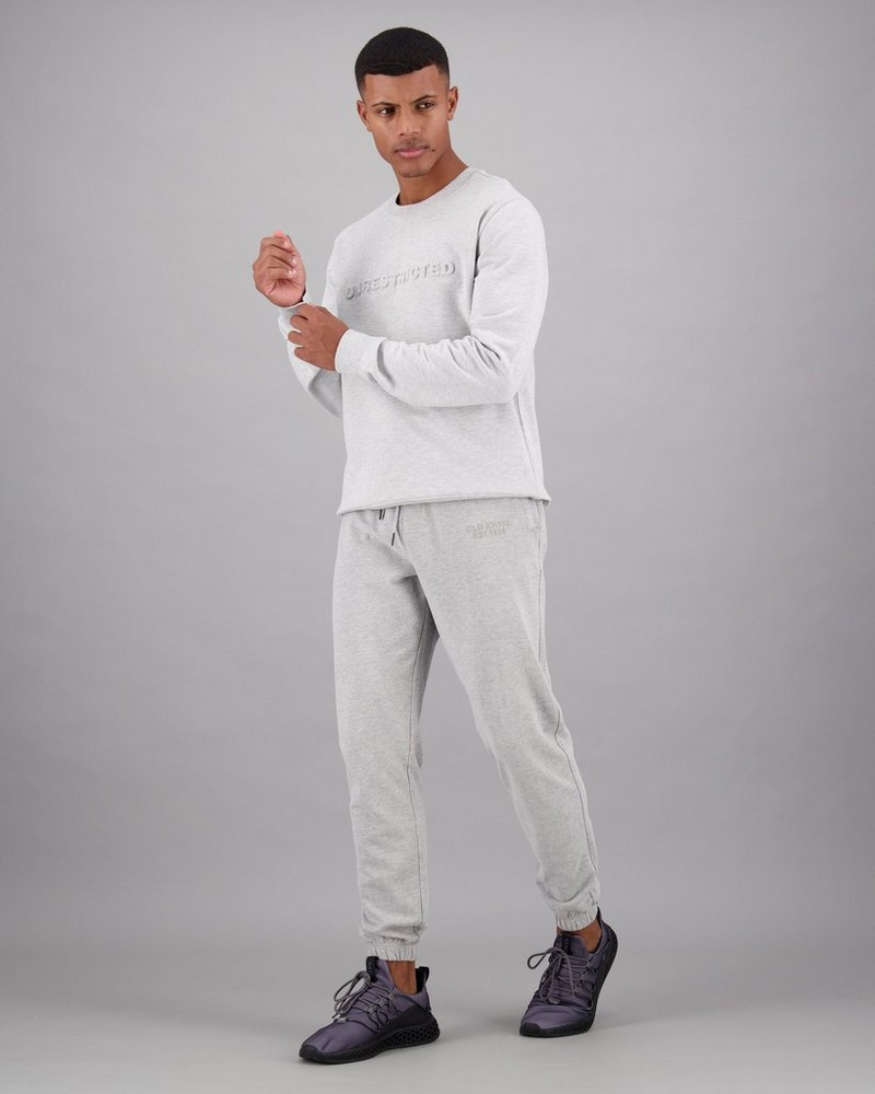 Men's Rael Sweatpants -  grey