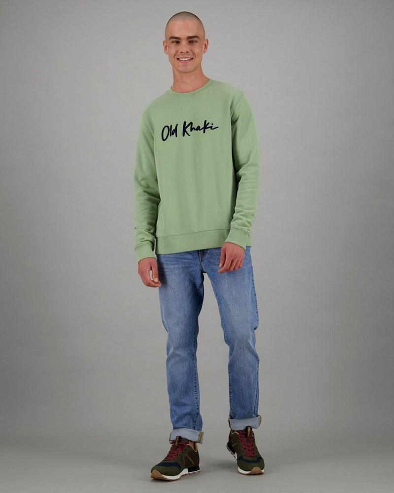 Men's Hollis Sweat -  green