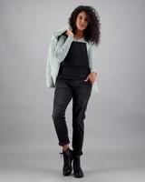 Women's Soho Dungarees -  black
