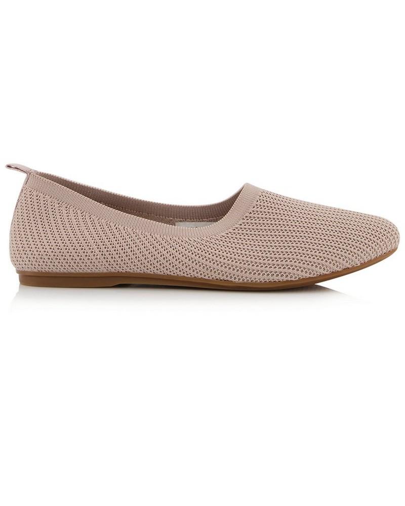 Women's Emma Shoe -  dustypink