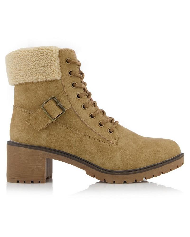 Women's Clover Boot -  driftwood