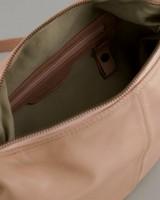 Women's Zanira Leather Bag -  lightpink