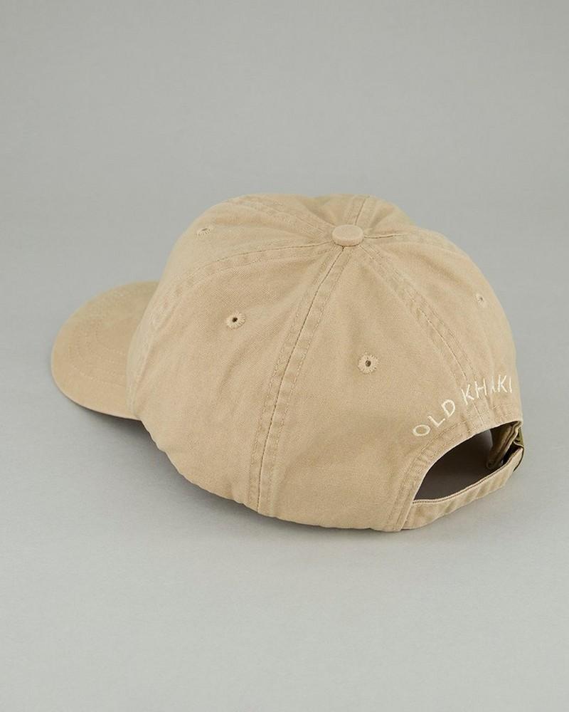 Men's Malcolm Branded Cap -  stone