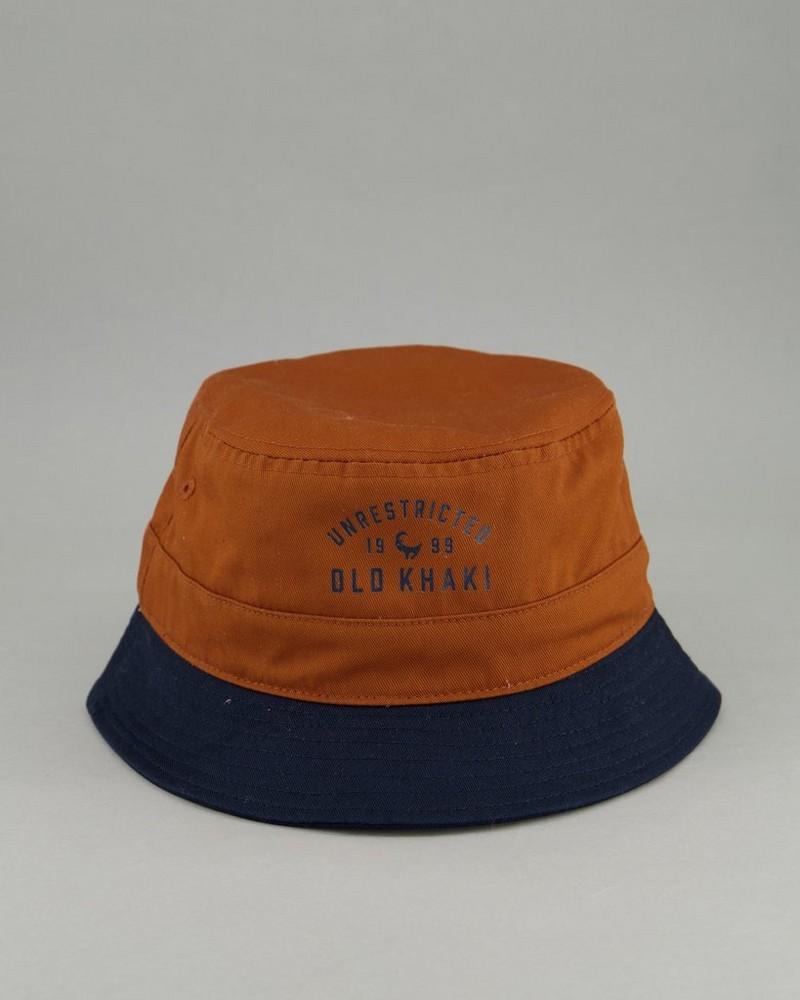Men's Warren Bucket Hat -  brown