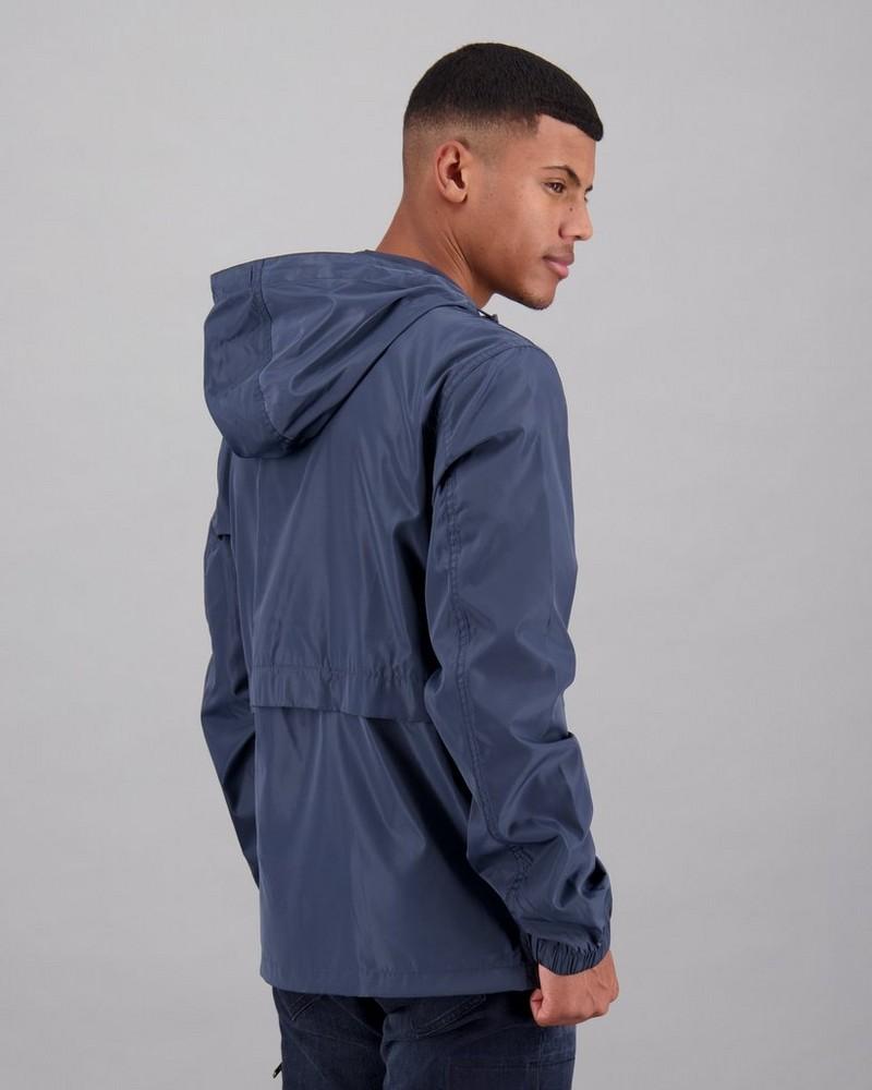 Men's Jai Packable Windbreaker -  blue