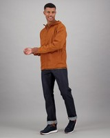Men's Jai Packable Windbreaker -  orange