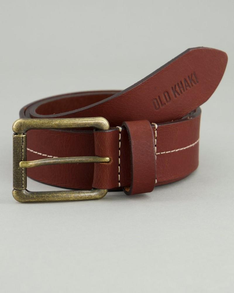 Men's Jett Belt -  brown