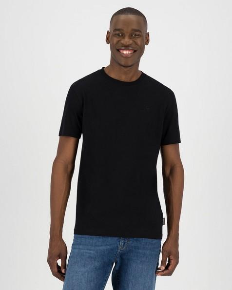Men's Neil Standard Fit T-Shirt -  black