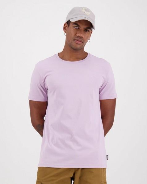 Men's Neil Standard Fit T-Shirt -  lightlilac