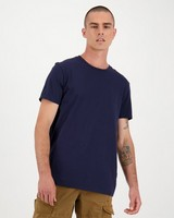 Men's Neil Standard Fit T-Shirt -  navy