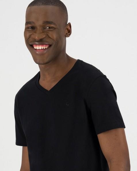 Men's Nico Standard Fit T-Shirt -  black