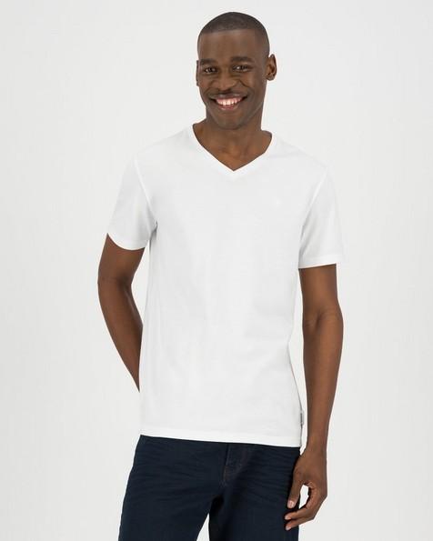 Men's Nico Standard Fit T-Shirt -  white