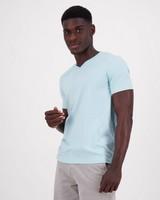 Men's Nico Standard Fit T-Shirt -  aqua
