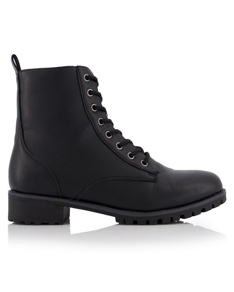 Women's Maxi Boot -  black