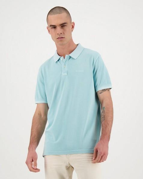 Men's Allan Standard Fit Golfer -  aqua