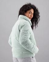 Women's Mila Puffer Jacket -  duck-egg