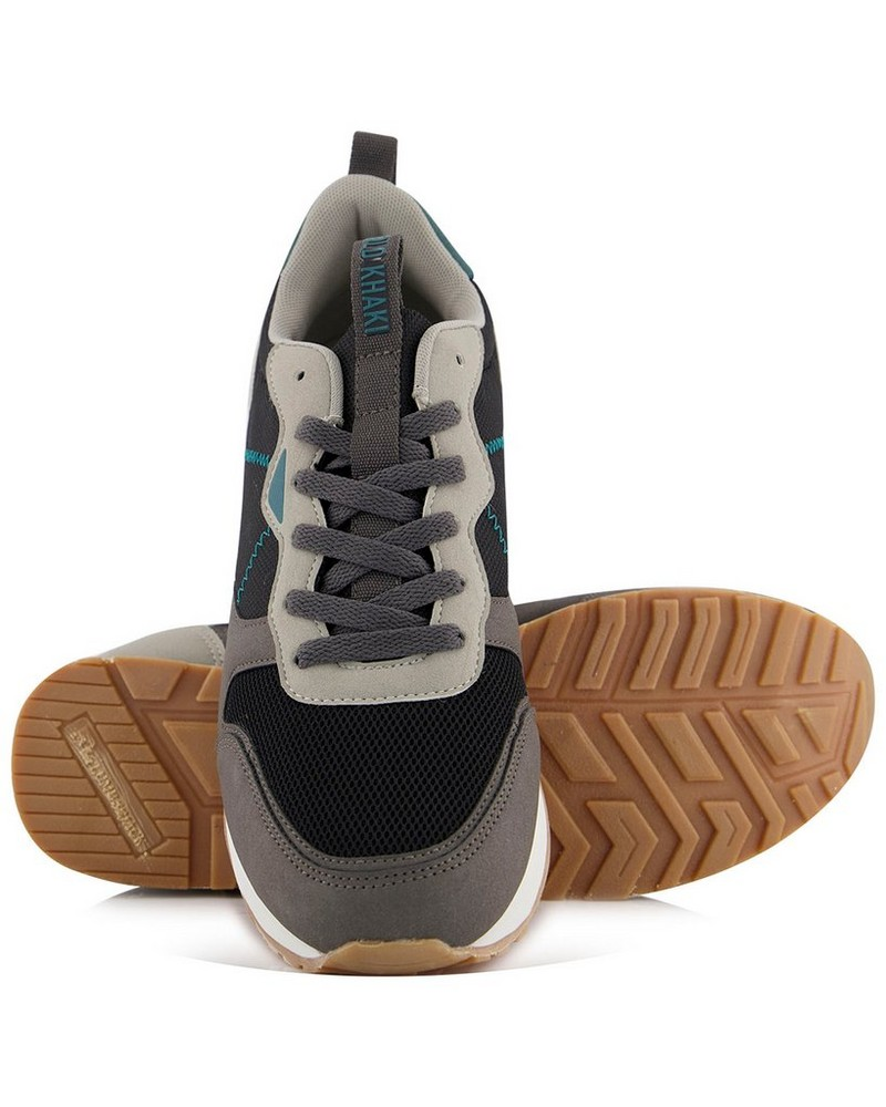 Men's Jake Sneaker -  teal