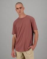 Men's Zion Relaxed Fit T-Shirt -  mauve