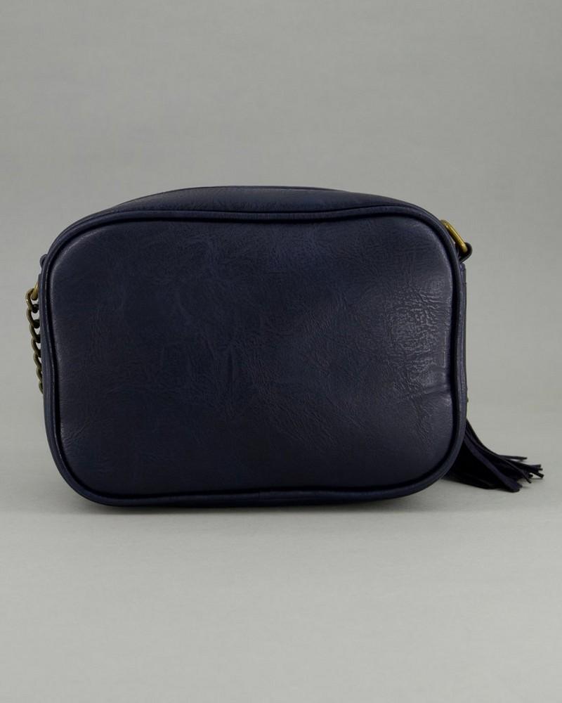 Women's Rita Cross-Body Bag -  navy